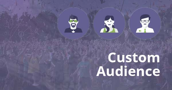 Creating a custom audience in EasyPlatform